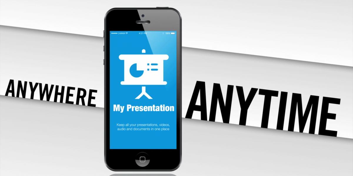 MyPresentation App