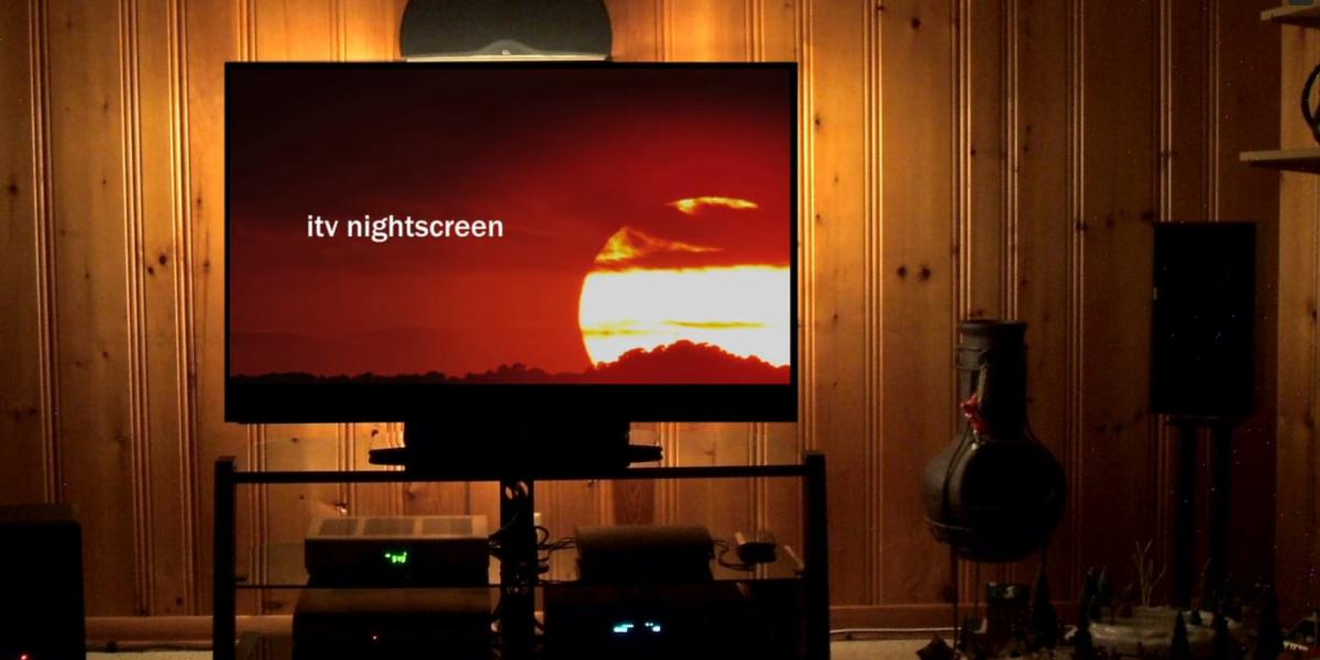 ITV Nightscreen